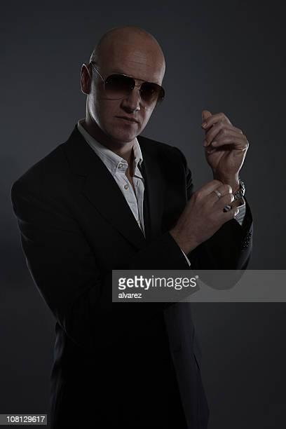 spy portrait - drug dealer stock pictures, royalty-free photos & images