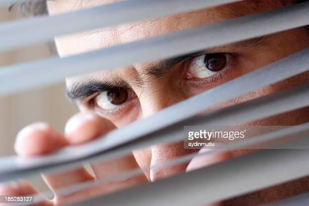 Spionage auf Büro