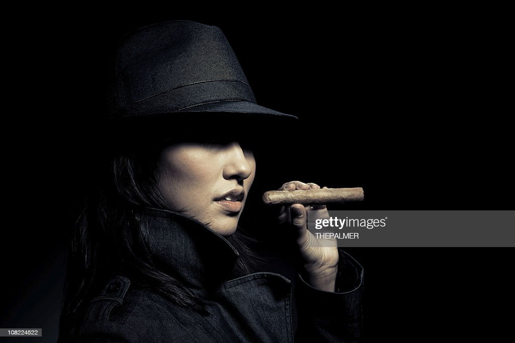 spying with style : Stock Photo