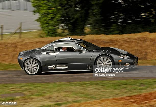 Spyker C8 Aileron Goodwood Festival of Speed Artist Unknown