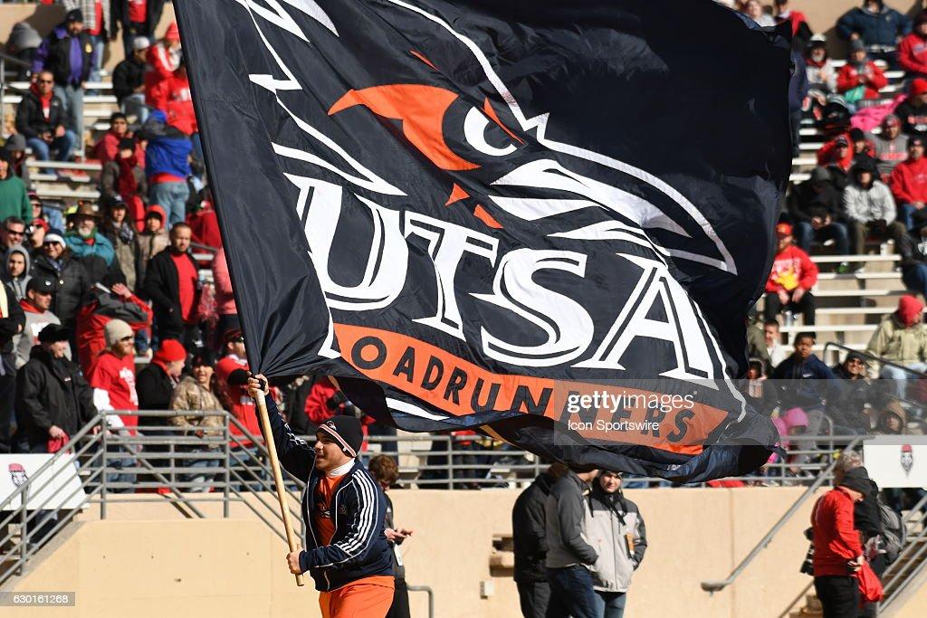 NCAA FOOTBALL: DEC 17 New Mexico Bowl - New Mexico v UTSA : News Photo