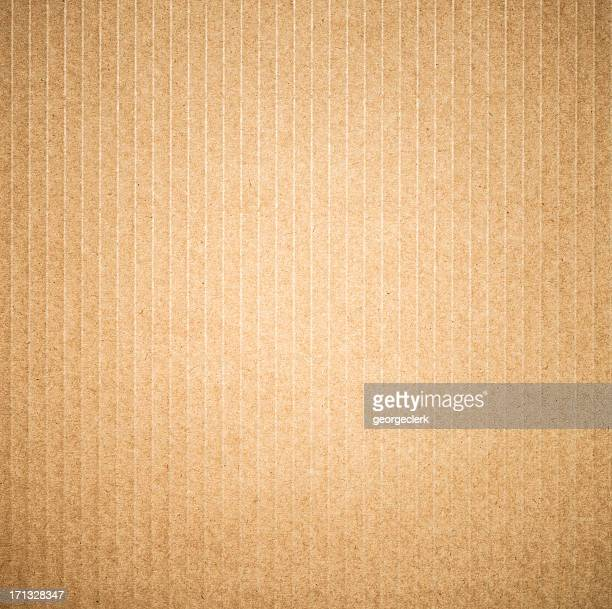 Square Cardboard Background