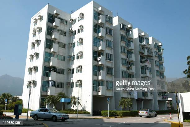 A 750 square feet apartment at Marina Cove in Sai Kung 03 November 2003