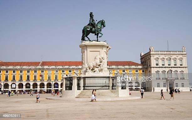 CONTENT] Square in Lisbon Portugal