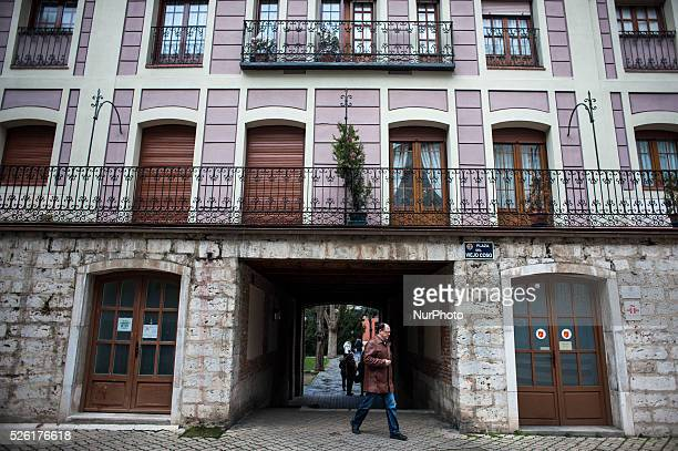 Square old arena so named because it was the first bullring built in Valladolid is now an apartment building VALLADOLIDSPAIN Valladolid is a...