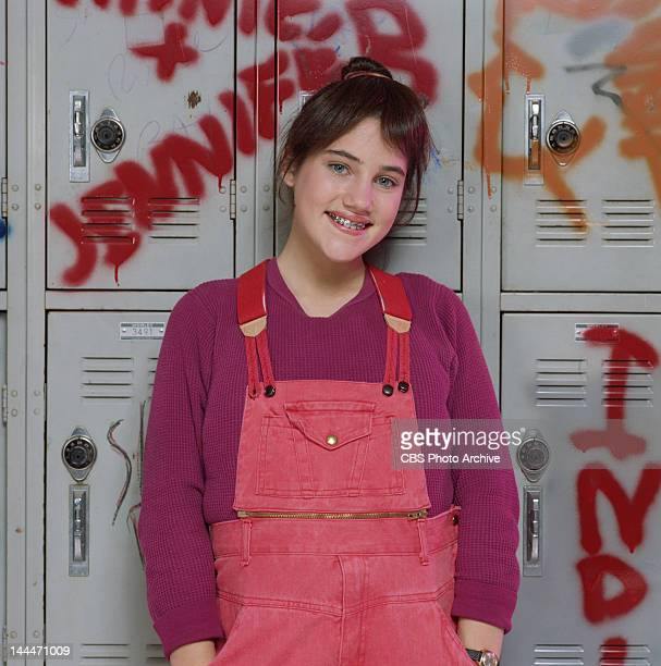 Square Pegs a CBS situation comedy featuring Amy Linker as Lauren Hutchinson Image dated 1982