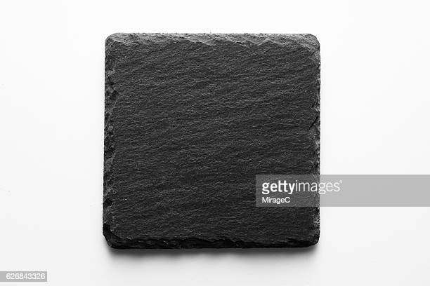 Square Shape Slate Stone Coaster