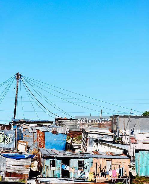 Besetztes Haus camp in der Nähe von Cape Town