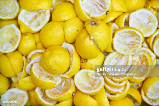 Squeezed Lemons