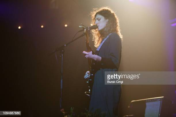 Squirrel Flower performs at the Union Chapel on January 15 2019 in London England