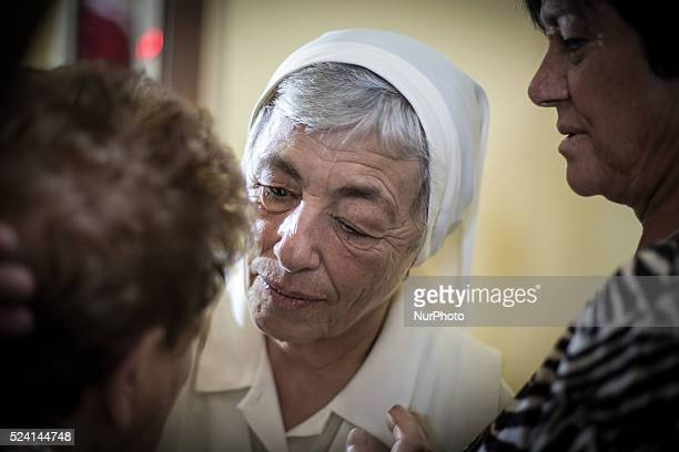 Sr Kornelia Kordic a founder of a congregation Wounded Families to offer assistance to people and child after the war Almost one million people visit...