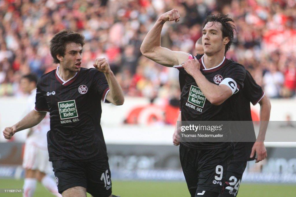 VfB Stuttgart v 1. FC Kaiserslautern - Bundesliga