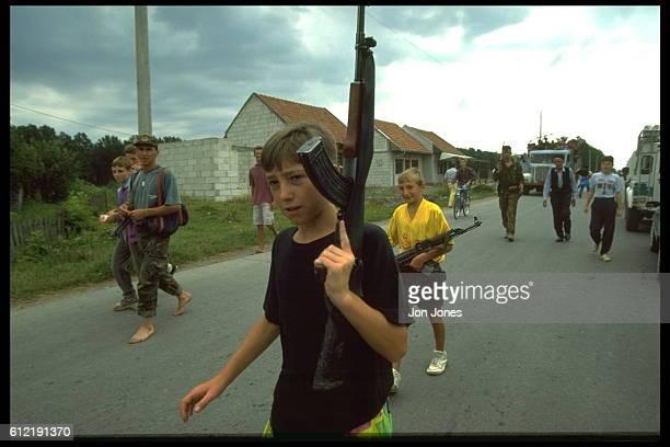 Srebrenica refugees