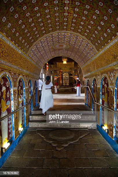 Sri Dalada Maligawa or The Temple of the Sacred Tooth Relic is a Buddhist temple in city Kandy Sri Lanka Since ancient times the relic has played an...
