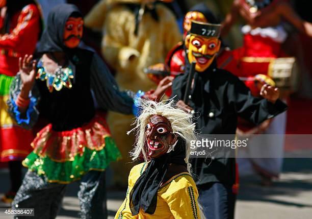 sri lakan dancers - kandyan dancer stock pictures, royalty-free photos & images