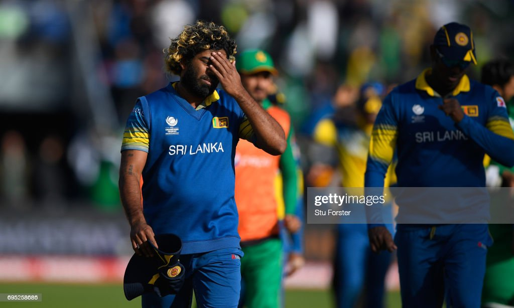 Sri Lanka v Pakistan - ICC Champions Trophy : News Photo