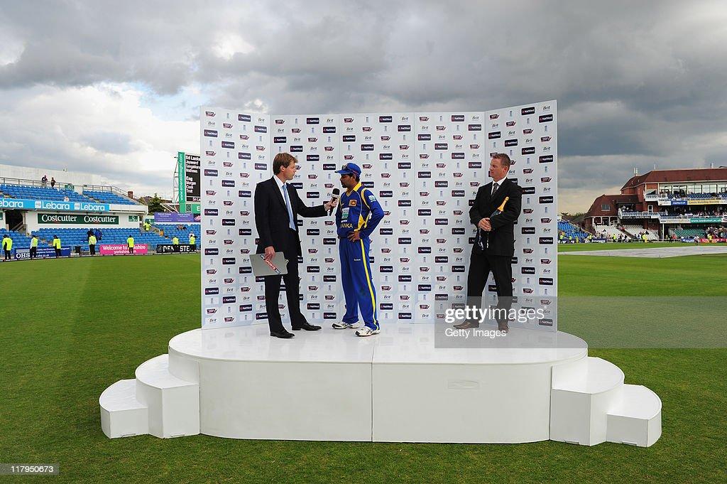 England v Sri Lanka - NatWest One Day International Series