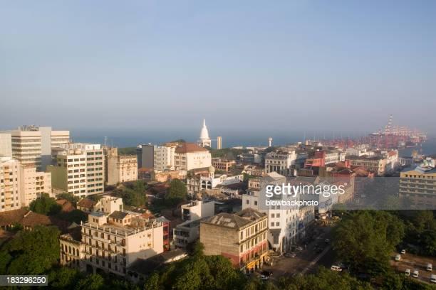 Sri Lanka: Colombo Downtown