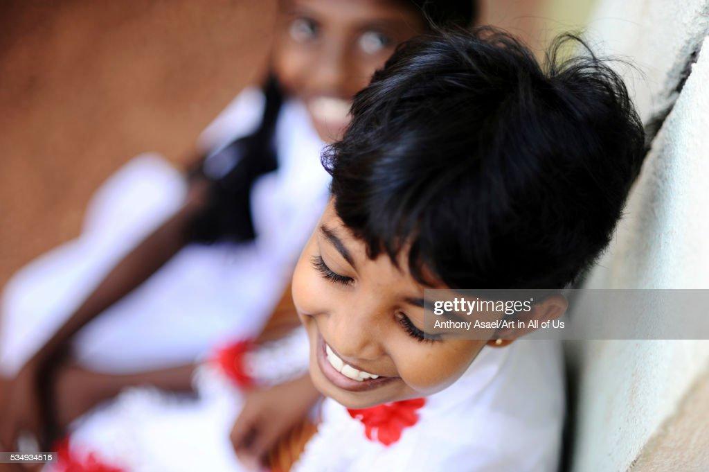 Sri lanka niud girl