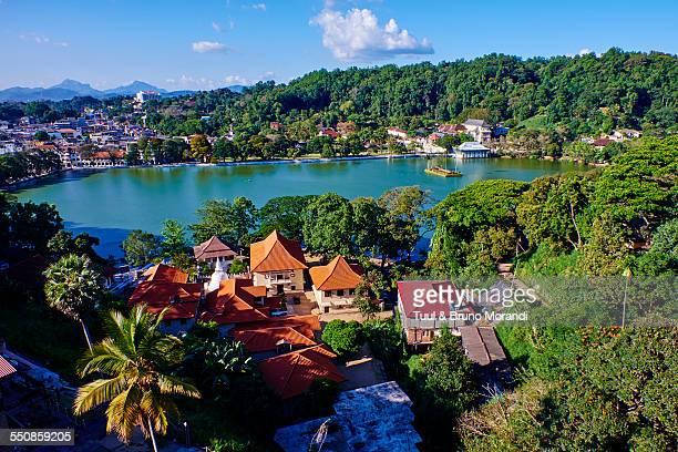 sri lanka, kandy - kandy kandy district sri lanka stock pictures, royalty-free photos & images