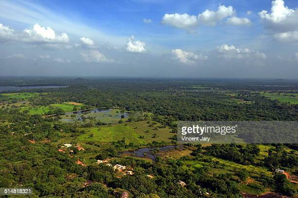 sri lanka landscape - mihintale stock pictures, royalty-free photos & images