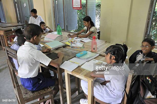 Sri Lanka Tangalle school for the blind