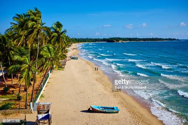 sri lanka, trincomalee, uppuveli beach - sri lanka stock pictures, royalty-free photos & images