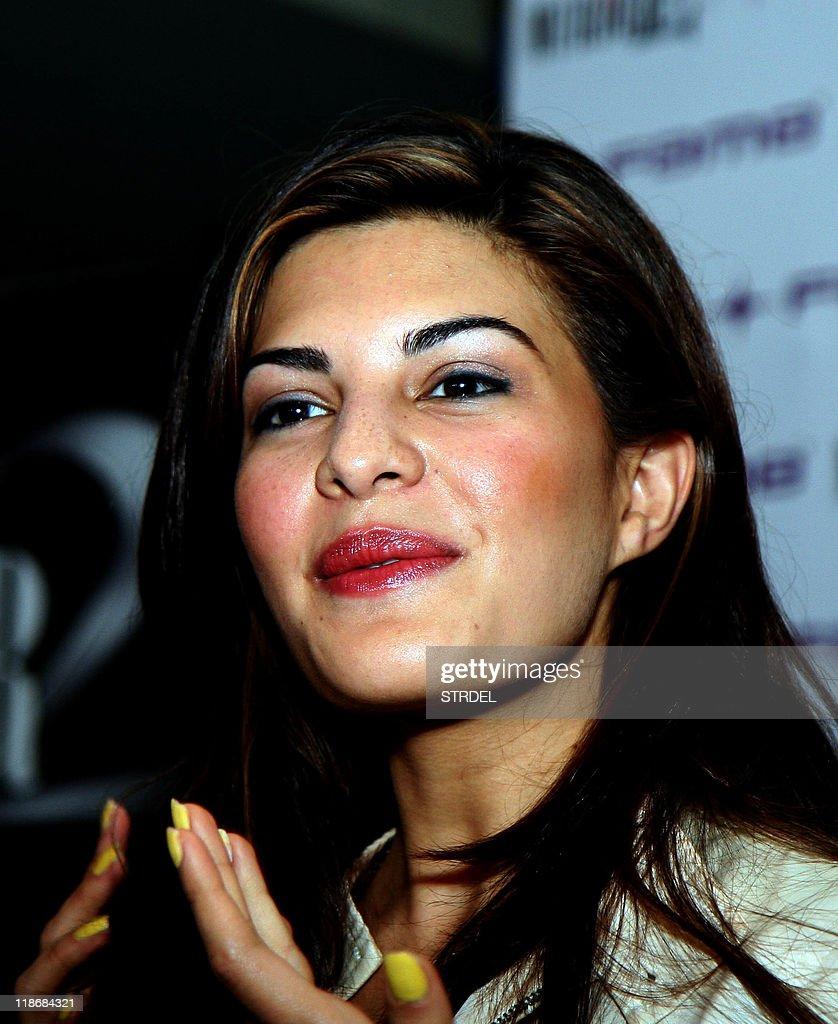 Sri Lankan Actress And Model Jacqueline News Photo