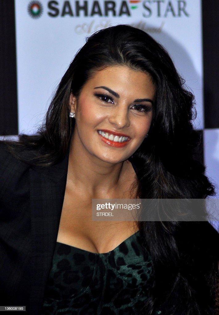 Sri Lankan Actress Model And Bollywood News Photo