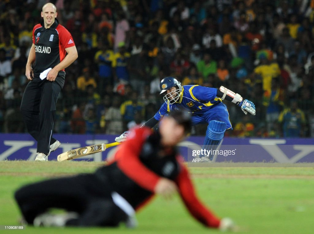 Sri Lankan batsman Tillakaratne Dilshanr : News Photo