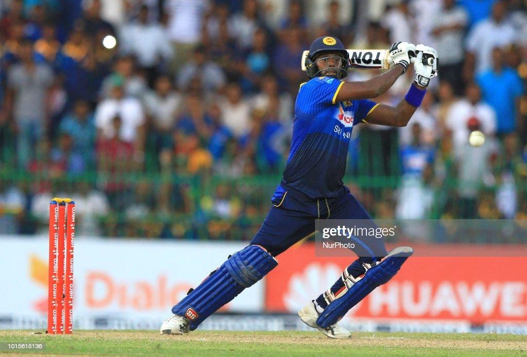 Sri Lanka v South Africa - 5th ODI Cricket : News Photo