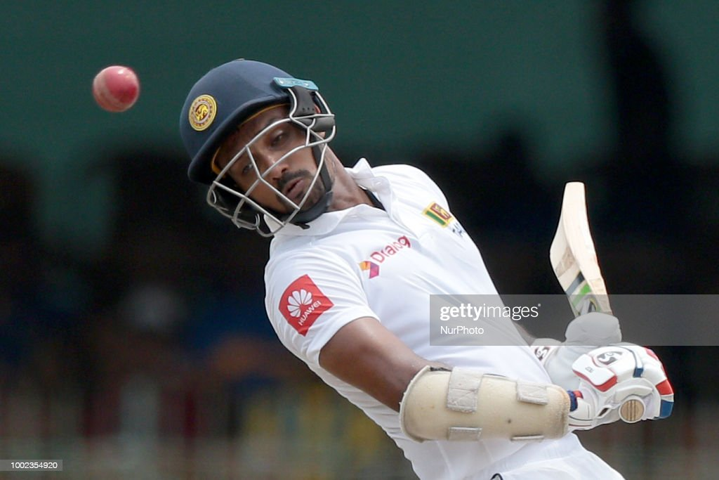 Sri Lanka v South Africa - Day 1, 2nd Test Match