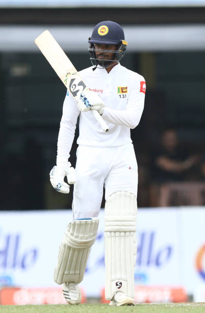 LKA: Sri Lanka v New Zealand - 2nd Test Match, Day 3