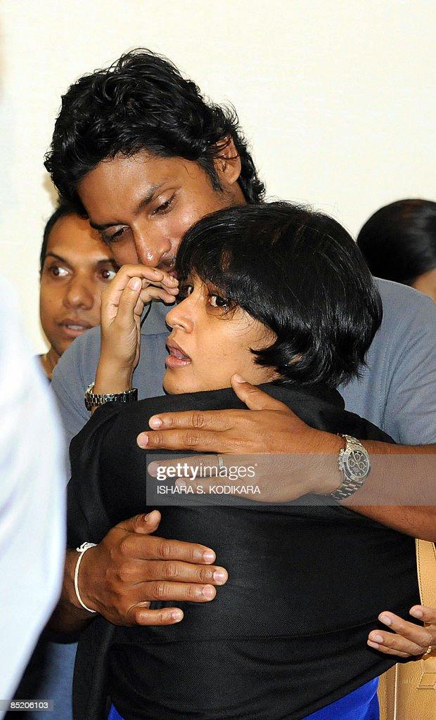 Sri Lankan cricketer Kumar Sangakkara (f : News Photo