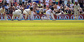 sri lankan cricketer niroshan dickwella plays