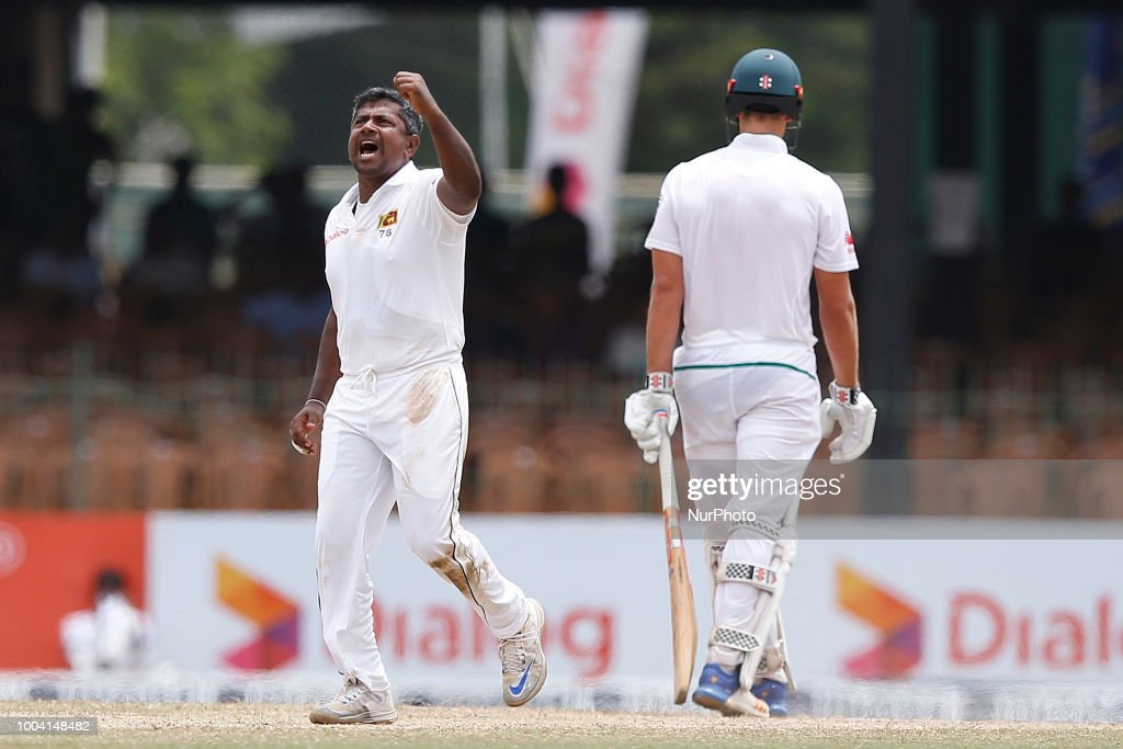Sri Lanka vs South Africa - 4th Day, 2nd Test