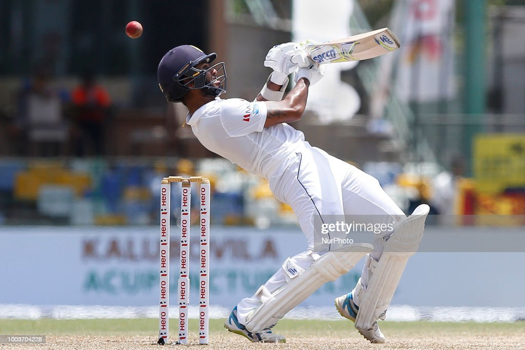 Sri Lanka v South Africa - 3rd Day, 2nd Test