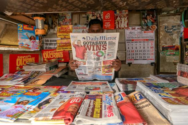 LKA: Sri Lanka's New President Gotabaya Rajapaksa
