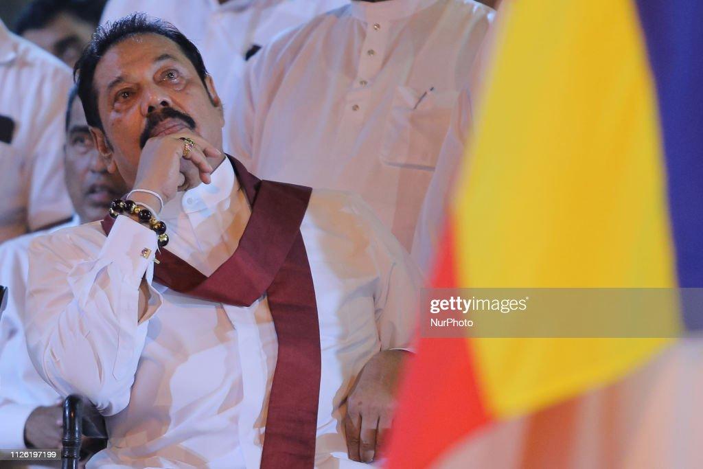 "LKA: ""Navam""  Religious Procession In Sri Lanka"