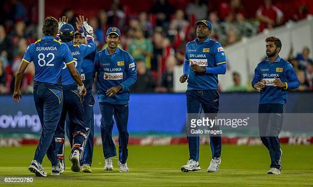 Sri Lanka Cricket Team Premium Pictures Photos Images