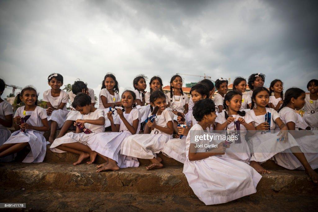 Kandy, Sri Lanka - February Stock Footage Video (100%