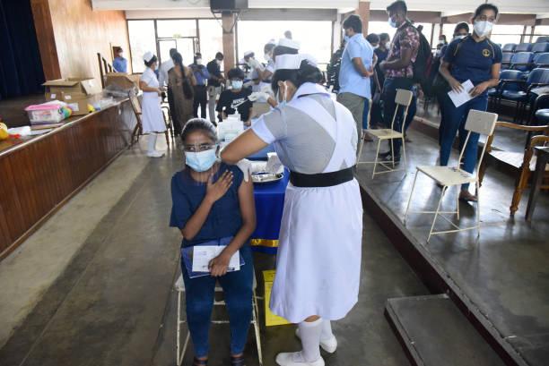 BRA: Coronavirus Emergency In Sri Lanka