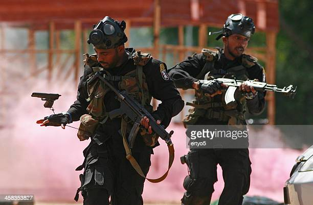 sri lankan special forces - sri lanka commando stock photos and pictures