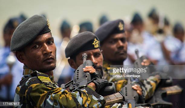 Sri Lanka's armed forces participated in the country's 4th anniversary marking the end of their 26 year civil war. While allegations are rife...