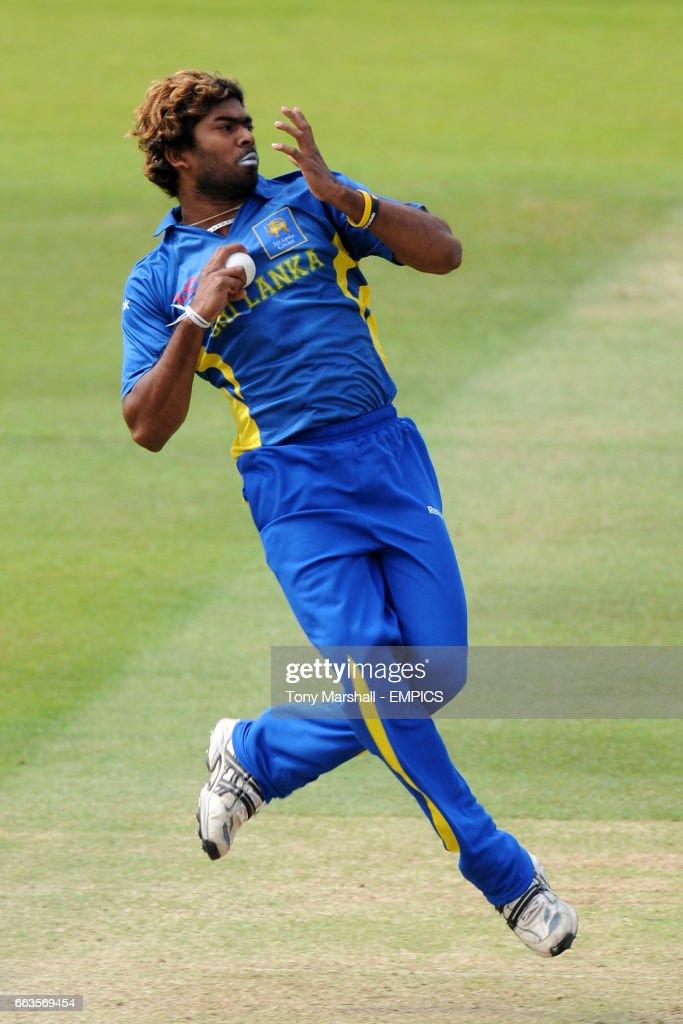 Cricket - ICC World Twenty20 Cup 2009 - Group F - Pakistan v Sri Lanka - Lord's : News Photo