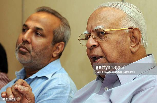 45 R. Sampanthan Photos and Premium High Res Pictures - Getty Images