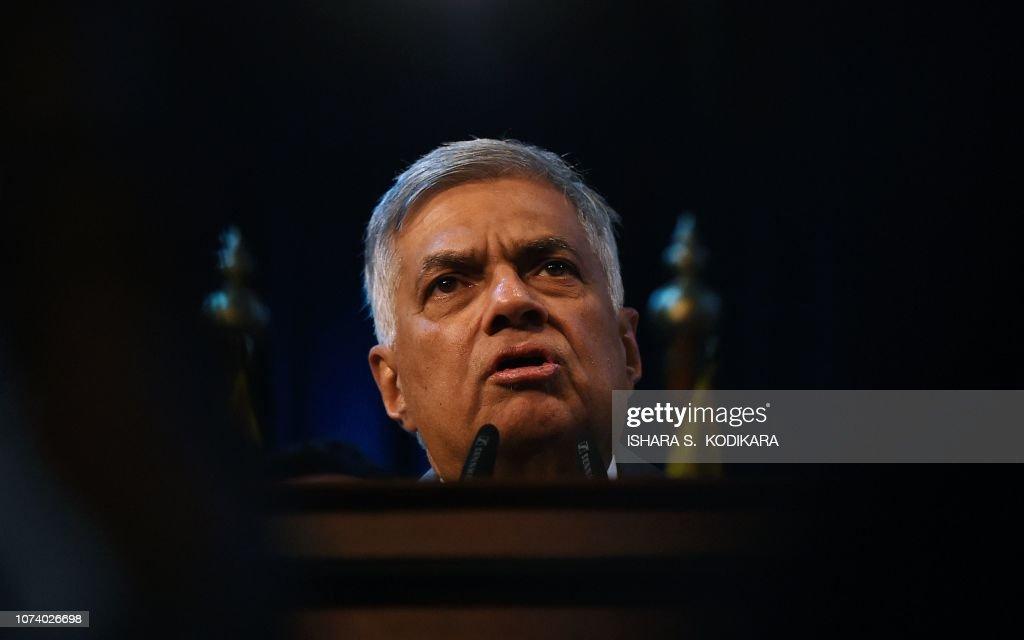 SRI LANKA-POLITICS : News Photo