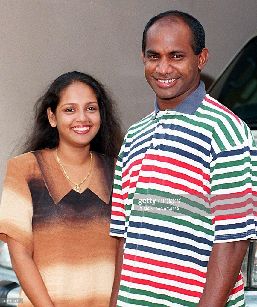sanath jayasuriya wedding