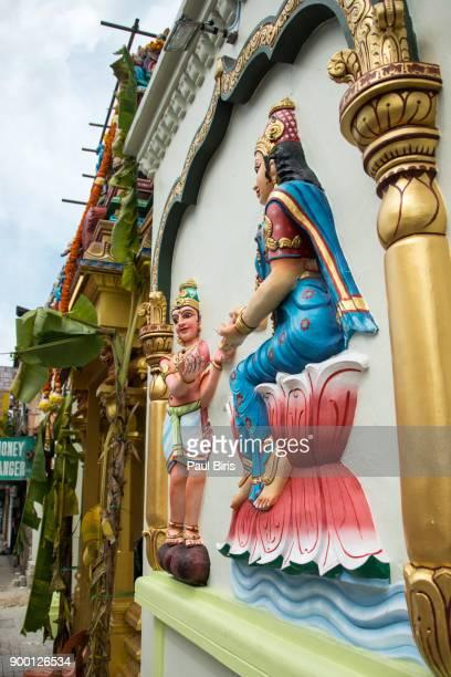 Sri Mahamariamman Temple, Georgetown, Penang, Malaysia
