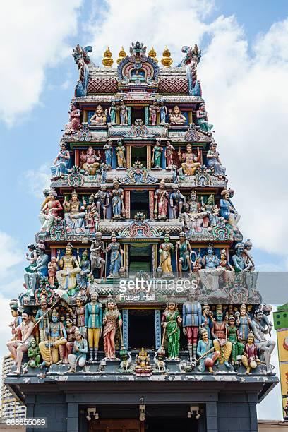 Sri Mariamman Temple, Chinatown, Singapore